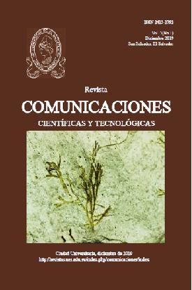 Revista Comunicaciones Tecnológicas y científicas No 5