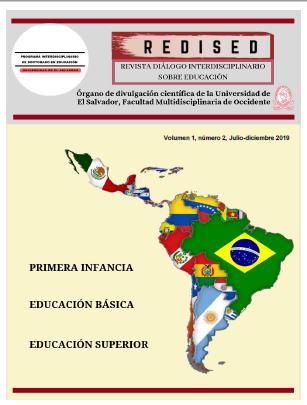 REDISED Revista díálogo interdisciplinario sobre educación