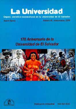 Revista la Universidad No 40