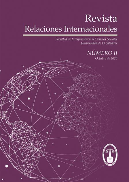 Ver Revista Relaciones Internacionales no. II, noviembre 2020