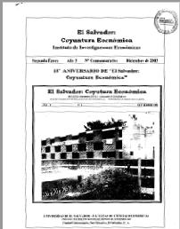 Ver Segunda Época Año 3, No.conmemorativo, Diciembre 2003