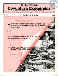 Ver año VII No.44 septiembre-octubre y no. 45 noviembre-diciembre 1992
