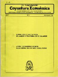 Ver Año V No.31 Julio-agosto 1990