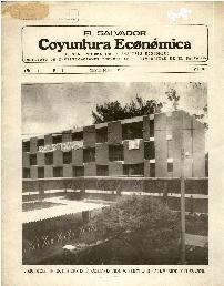 Ver Año I no. 1 Septiembre 1985