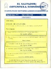 Ver Segunda Época año 1 no.1 Enero-febrero 2000